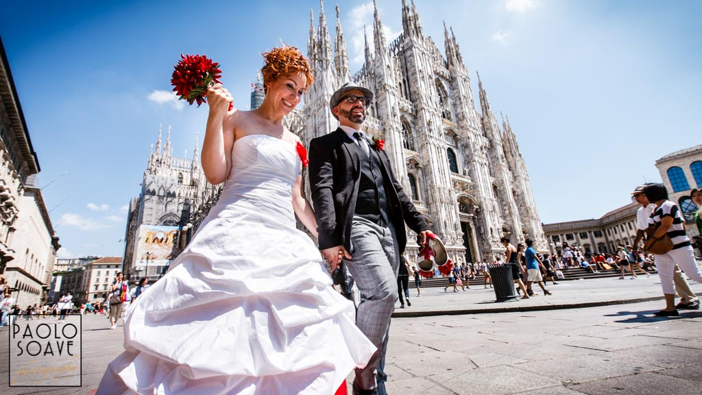 Matrimonio Duomo Milano