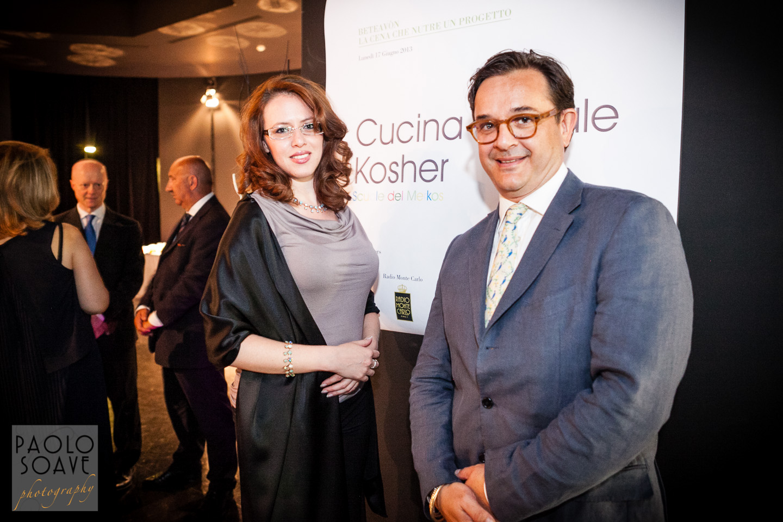Evento cucina sociale kosher Garini