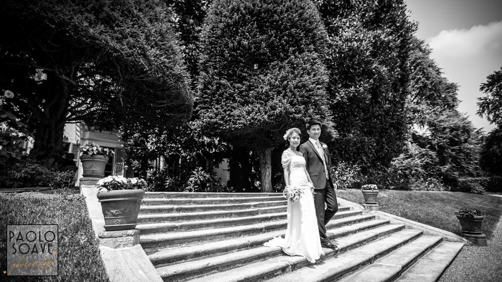 Matrimonio Milano Villa Scheibler
