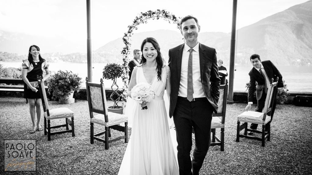 Matrimonio Lago di Como Villa Carlotta e Villa Pizzo