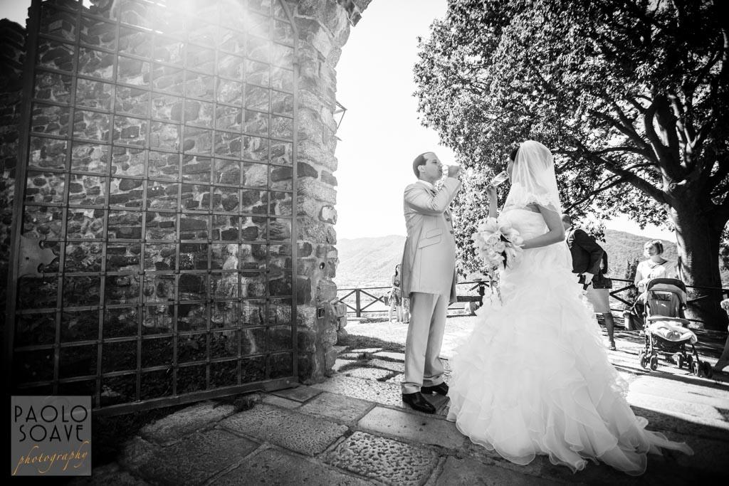Matrimonio Buddista Castello di Rossino