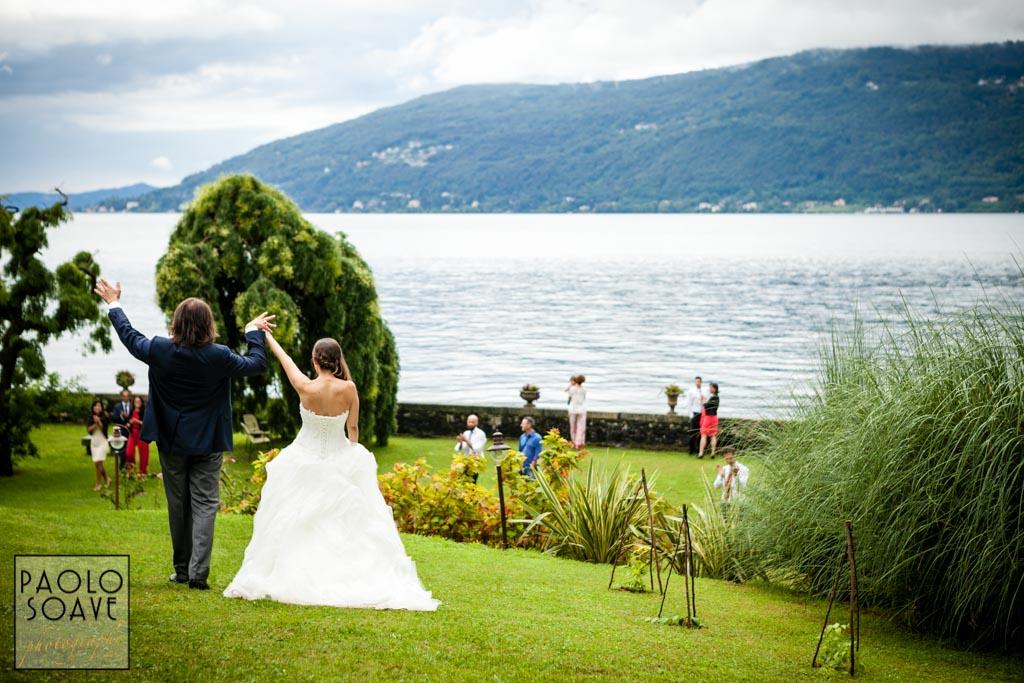 Matrimonio lago Maggiore - Angelo Garini