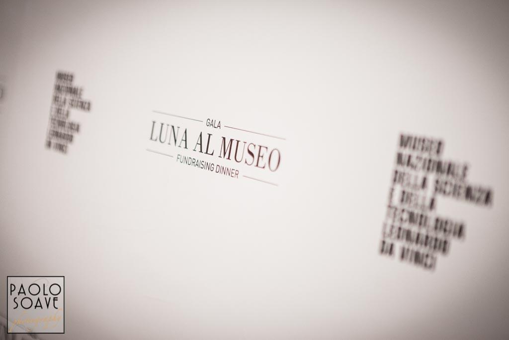 Museo della Scienza - Galà Inaugurazione Luna