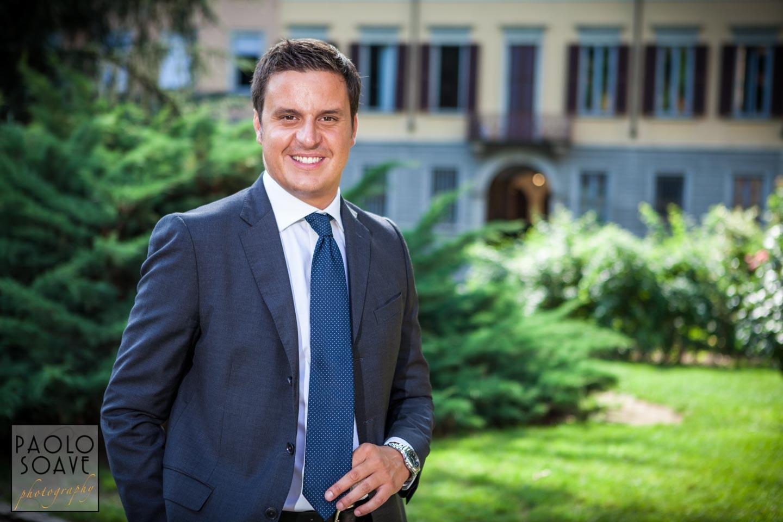 Avvocato Nicolò Mardegan - Noi x Milano