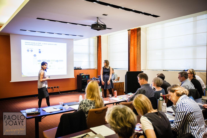 Conferenza Novartis Milano