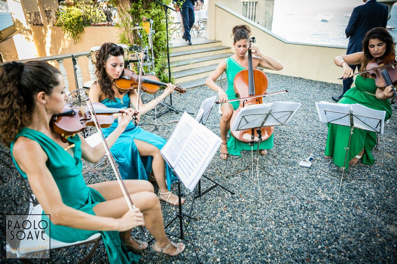 Matrimonio Portofino - Abbazia della Cervara